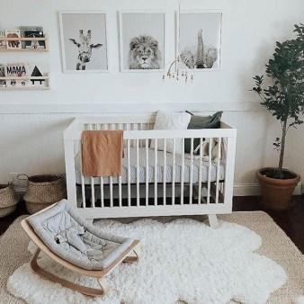 Unusual Neutral Nursery Room Ideas To Copy Asap 37