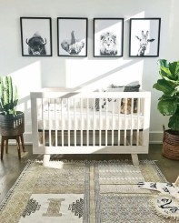 Unusual Neutral Nursery Room Ideas To Copy Asap 39