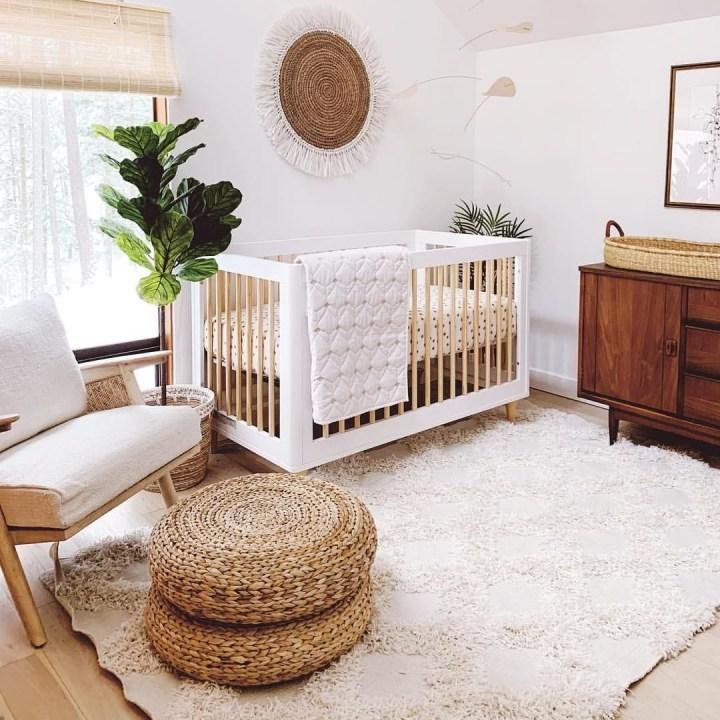 Unusual Neutral Nursery Room Ideas To Copy Asap 48
