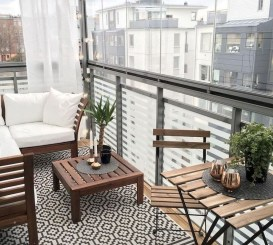 Adorable Balcony Design Ideas You Must Try 01