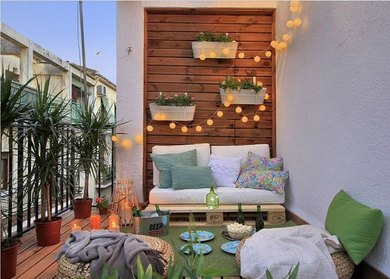 Adorable Balcony Design Ideas You Must Try 15