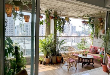 Adorable Balcony Design Ideas You Must Try 27