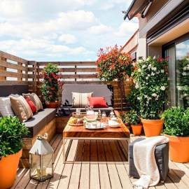Adorable Balcony Design Ideas You Must Try 37