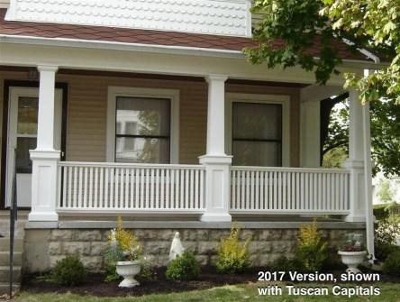 Adorable Green Porch Design Ideas For You 19