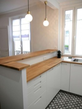 Adorable Small Kitchen Design Ideas For You 16