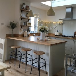 Adorable Small Kitchen Design Ideas For You 21