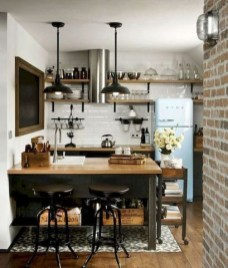 Adorable Small Kitchen Design Ideas For You 22