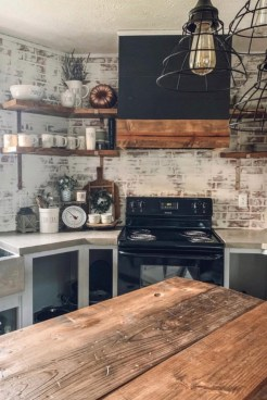Adorable Small Kitchen Design Ideas For You 34