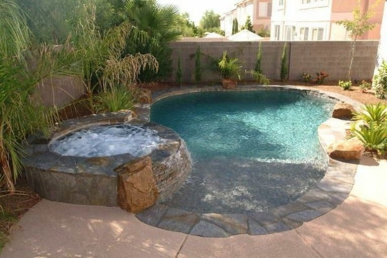 Affordable Backyard Pool Design Ideas To Try 13