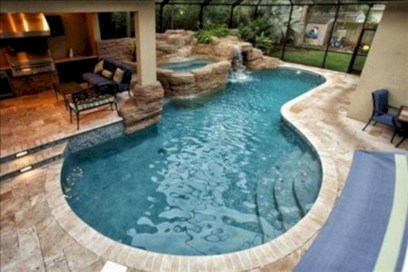 Affordable Backyard Pool Design Ideas To Try 18