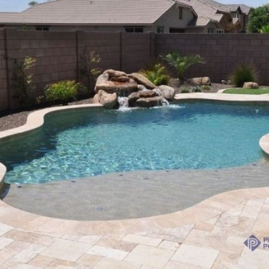 Affordable Backyard Pool Design Ideas To Try 29