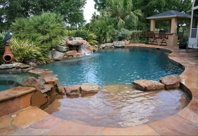 Affordable Backyard Pool Design Ideas To Try 30