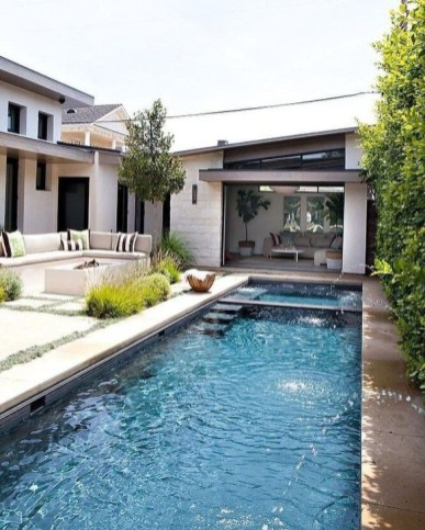 Affordable Backyard Pool Design Ideas To Try 43