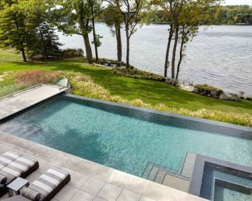 Affordable Backyard Pool Design Ideas To Try 45