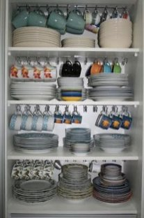 Affordable Kitchen Storage Ideas To Try 32