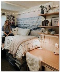 Beautiful Dorm Room Organization Ideas To Try Asap 11
