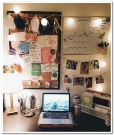 Beautiful Dorm Room Organization Ideas To Try Asap 21