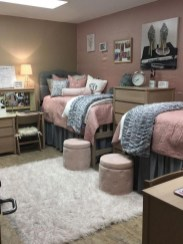Beautiful Dorm Room Organization Ideas To Try Asap 45