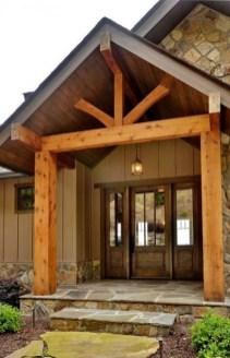 Best Colorful Porch Design Ideas That Looks Cool 08