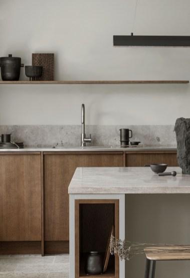 Best Contemporary Japanese Kitchens Design Ideas 14