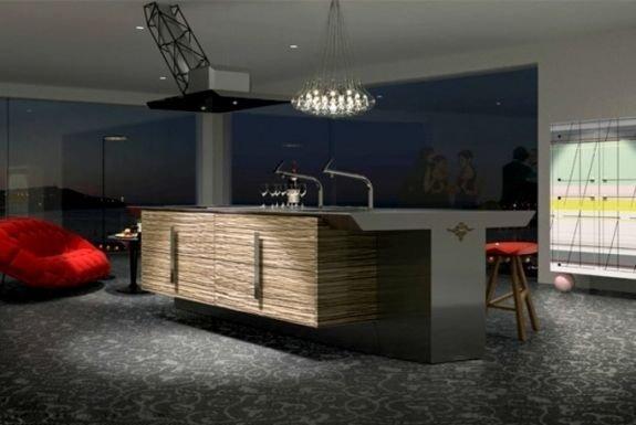 Best Contemporary Japanese Kitchens Design Ideas 20