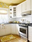 Best Yellow Accent Kitchens Ideas For You 09
