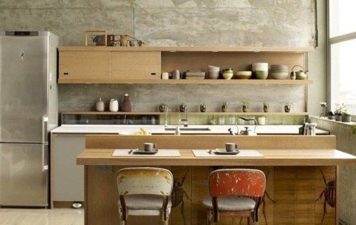 Cool Kitchens Design Ideas For Small Spaces 02