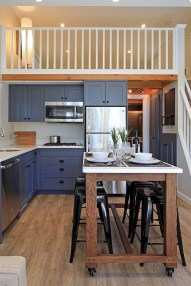 Cool Kitchens Design Ideas For Small Spaces 22