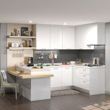Cool Kitchens Design Ideas For Small Spaces 24
