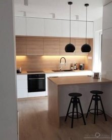 Cool Kitchens Design Ideas For Small Spaces 28