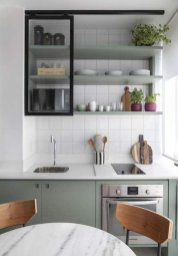 Cool Kitchens Design Ideas For Small Spaces 50