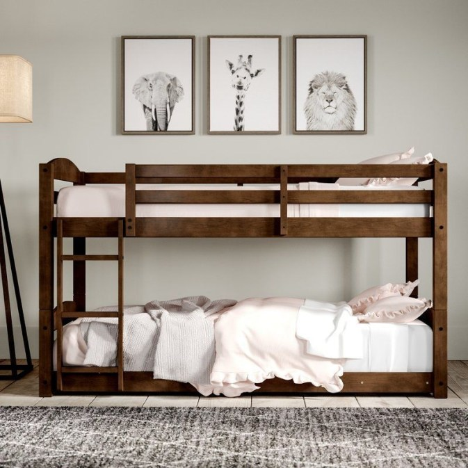 Creative Twin Beds Decoration Ideas For Your Twin Girls 14