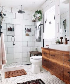 Excellent Wooden Bathroom Designs Ideas To Try 13
