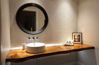 Excellent Wooden Bathroom Designs Ideas To Try 21