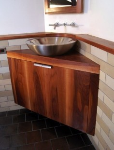Excellent Wooden Bathroom Designs Ideas To Try 26