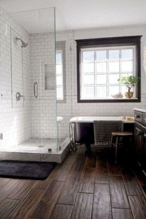 Excellent Wooden Bathroom Designs Ideas To Try 30