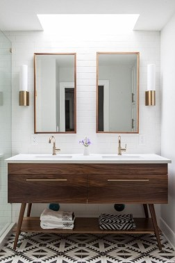 Excellent Wooden Bathroom Designs Ideas To Try 39
