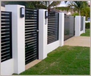 Hottest Fence Design Ideas That You Can Try 04