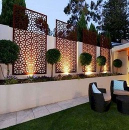 Hottest Fence Design Ideas That You Can Try 30