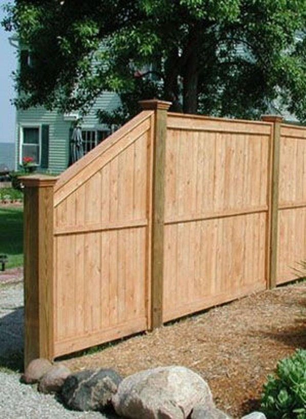 Hottest Fence Design Ideas That You Can Try 48