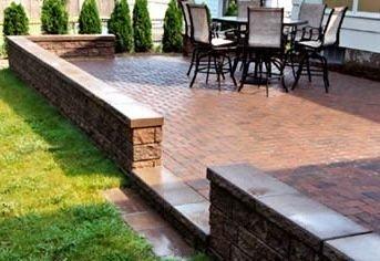 Smart Garden Patio Flooring Ideas To Try 05