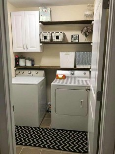 Trendy Small Laundry Room Design Ideas To Try Asap 13