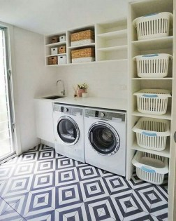 Trendy Small Laundry Room Design Ideas To Try Asap 32