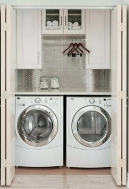 Trendy Small Laundry Room Design Ideas To Try Asap 34