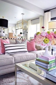 Unique Living Room Decoration Ideas For Spring On 08