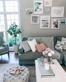 Unique Living Room Decoration Ideas For Spring On 17