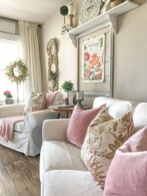 Unique Living Room Decoration Ideas For Spring On 35