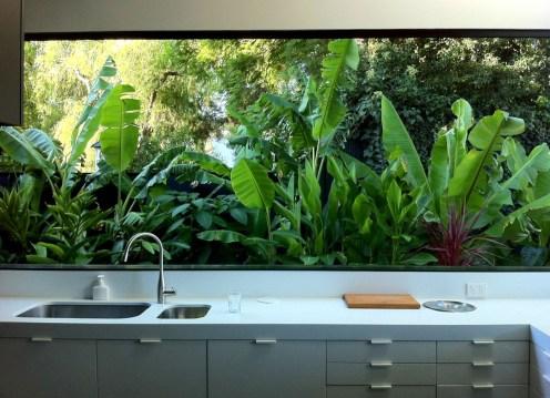 Unique Window Design Ideas With Plant That Make Your Home Cozy More 11