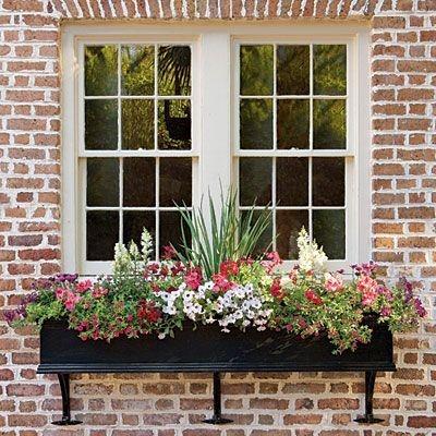 Unique Window Design Ideas With Plant That Make Your Home Cozy More 14