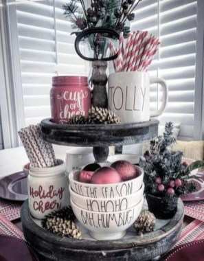 17Rustic Christmas Design Ideas For Your Apartment Décor To Try